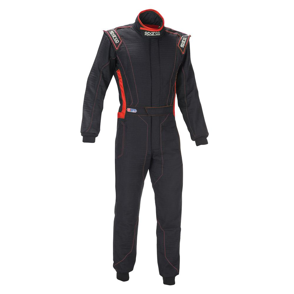 Sparco Victory RS-4 Race Suit Black/Red