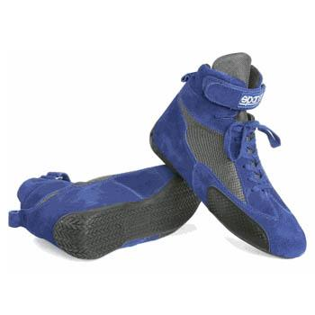 Sparco K-Mid Kart Boots Blue