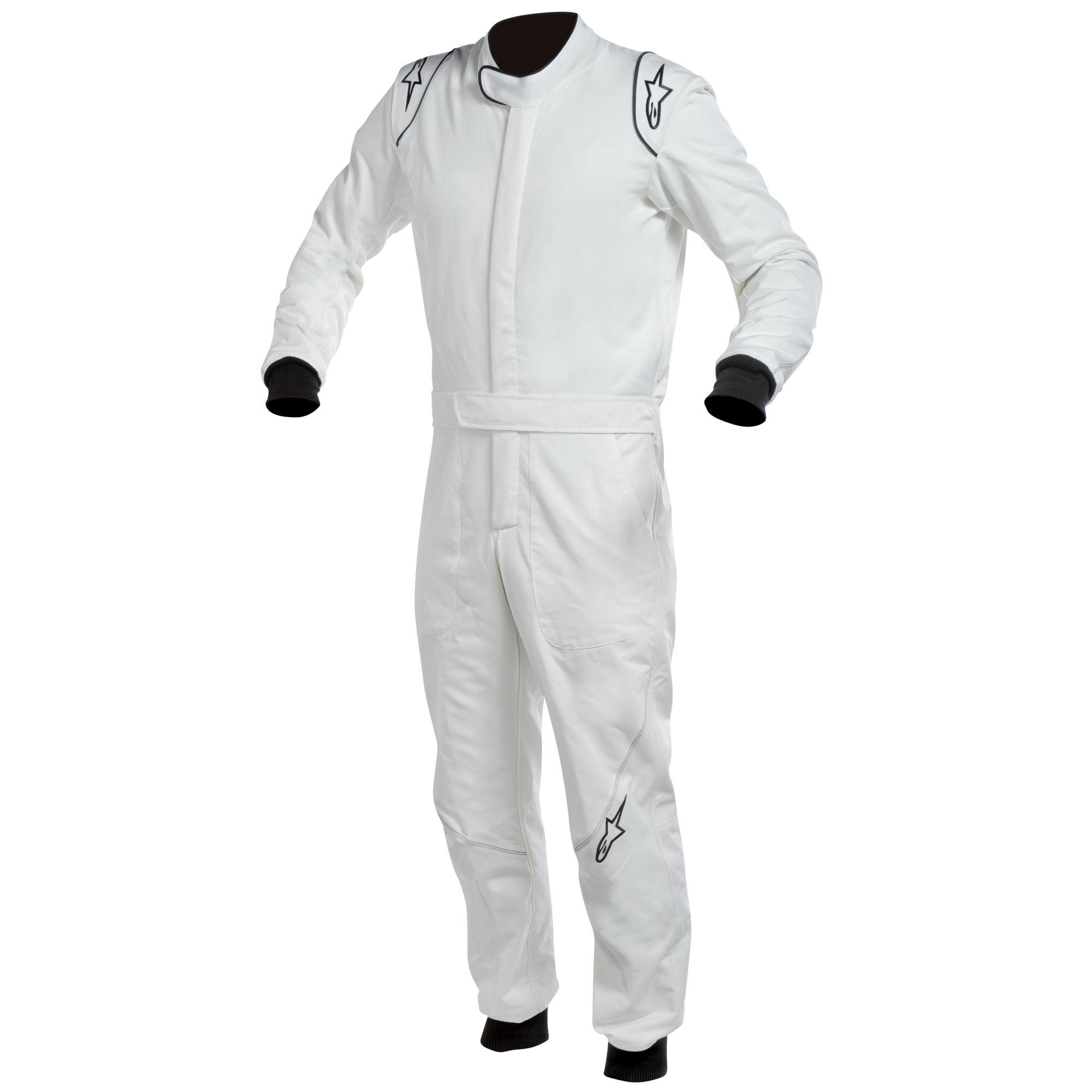 Alpinestars Sp Race Suit In White From Merlin Motorsport
