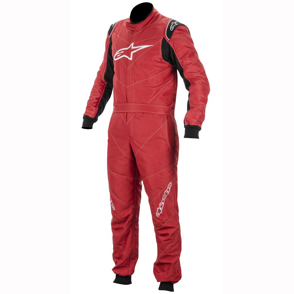 Alpinestars GP Race Nomex Race Suit in Red