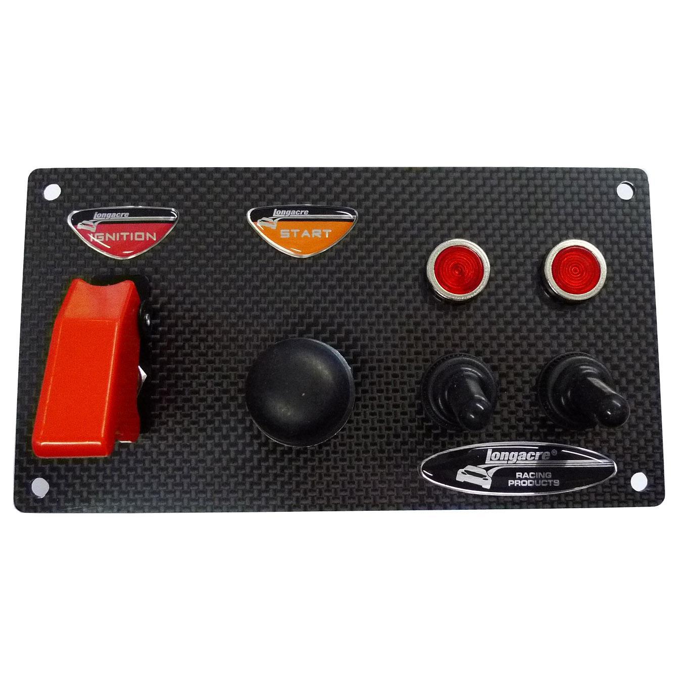 Rocker Switch Panel eBay