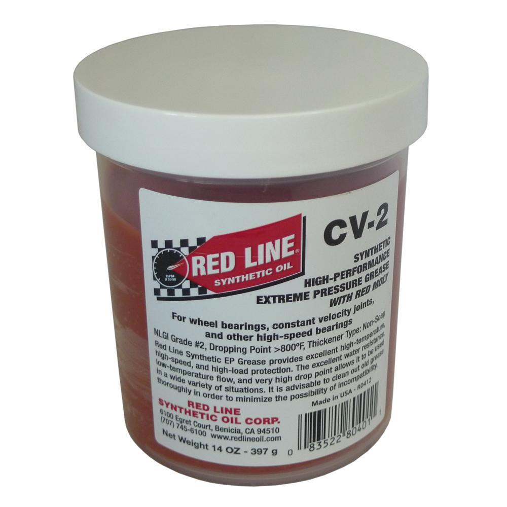 red line cv