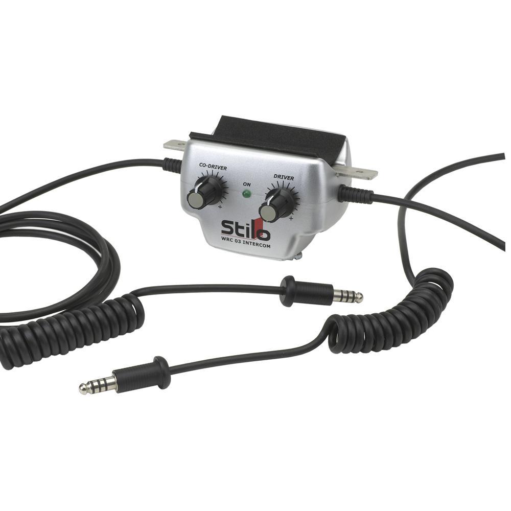 Stilo Wrc 03 Intercom Amplifier From Merlin Motorsport