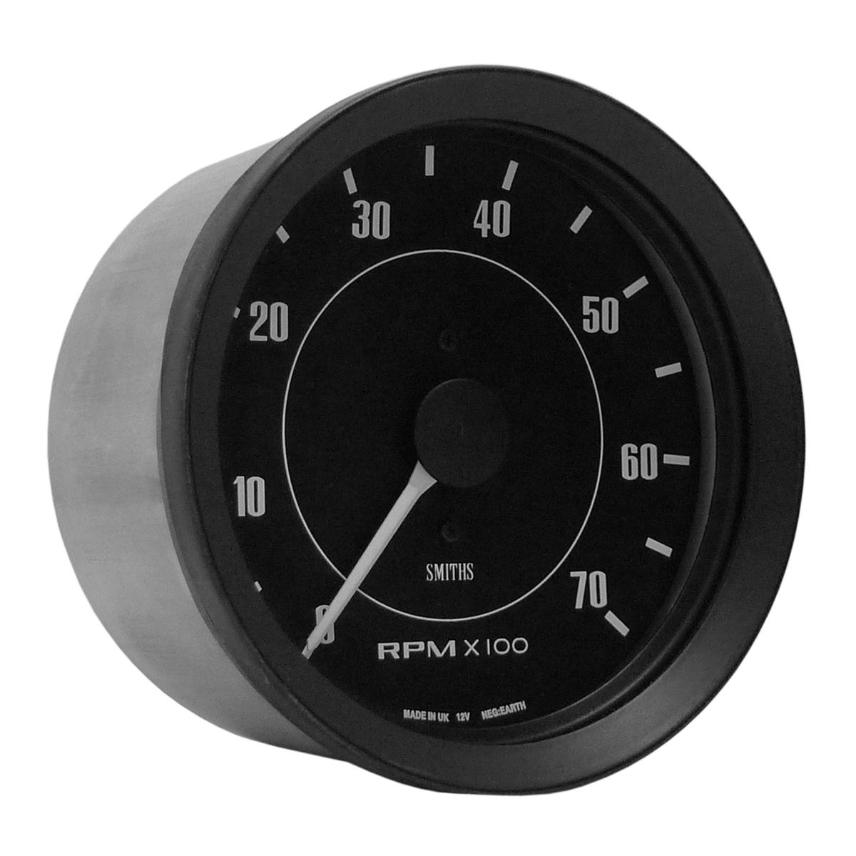 Smiths Classic Electrical Gauges from Merlin Motorsport