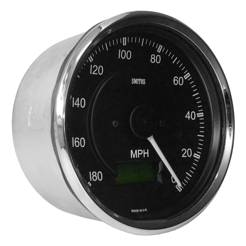Smiths Cobra Original Gauges From Merlin Motorsport Vdo Wiring Diagram Speedometer Speedo Electrical 0 180mph Anti Clockwise