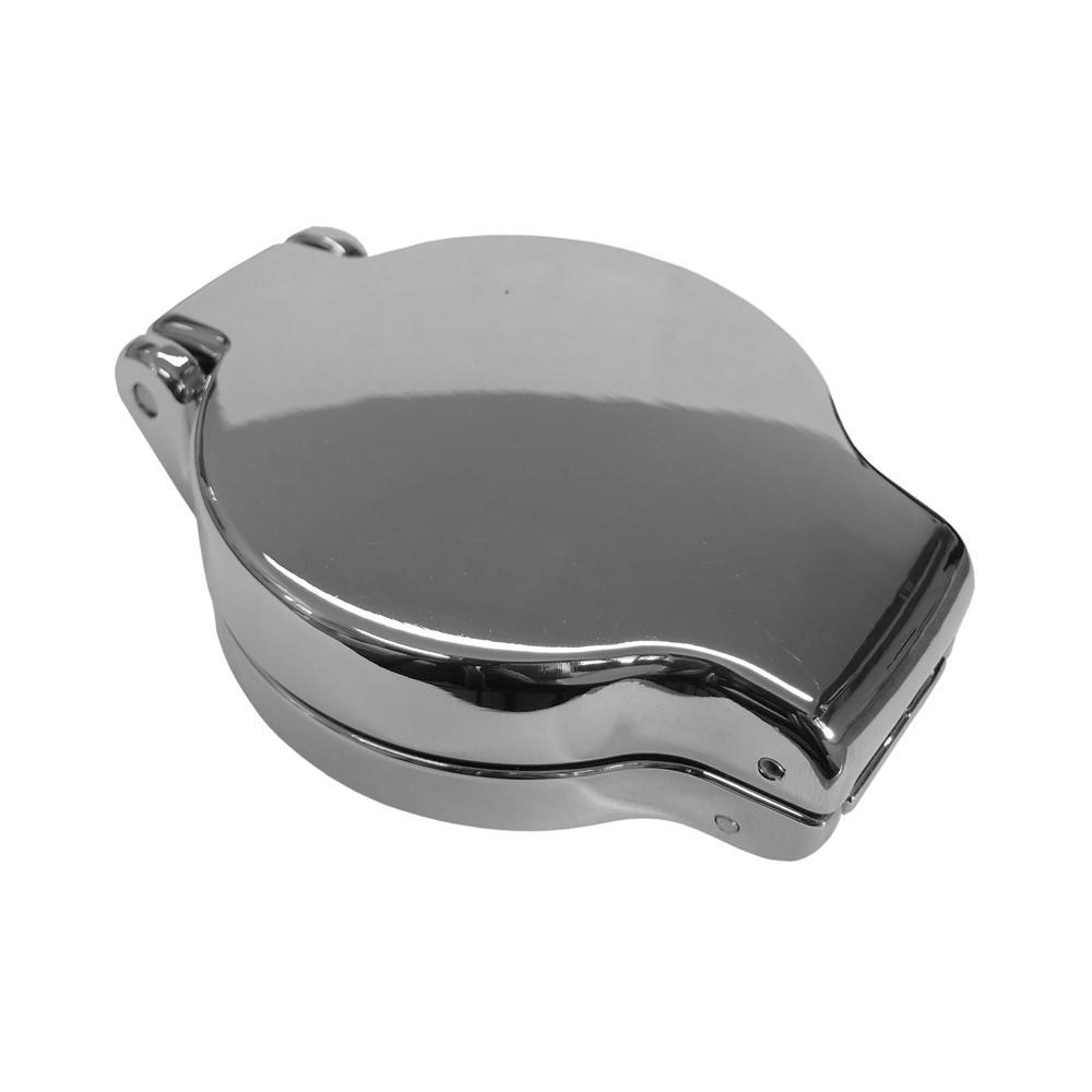 classic chrome fuel filler cap from merlin motorsport. Black Bedroom Furniture Sets. Home Design Ideas