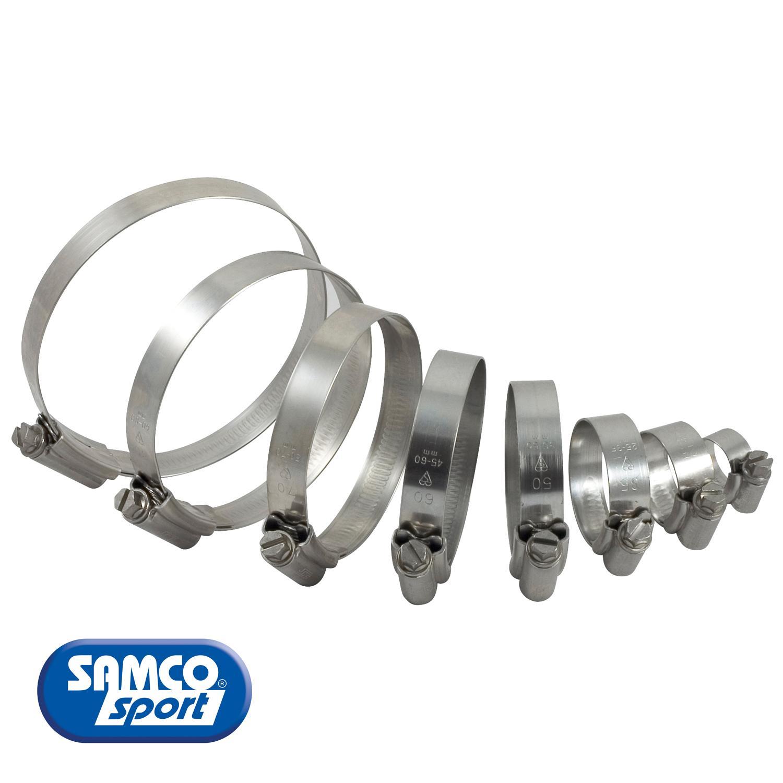 Samco Clip Kit-Ford Focus ST 250 Eco Boost Mk 3