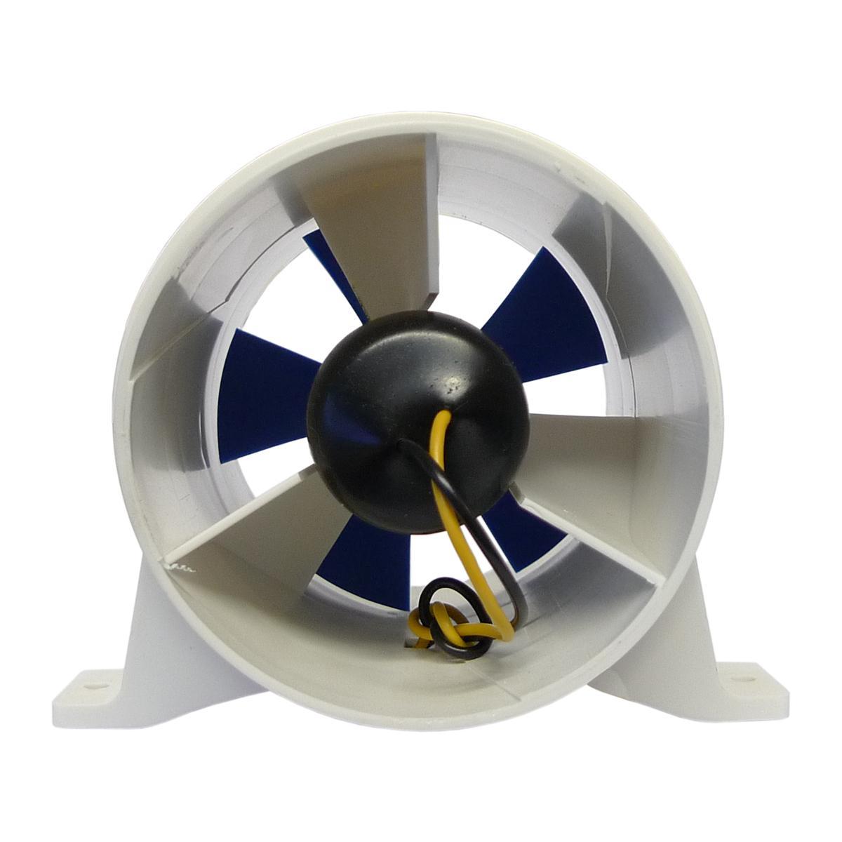 76mm In Line Blower Fan Cwp140 From Merlin Motorsport