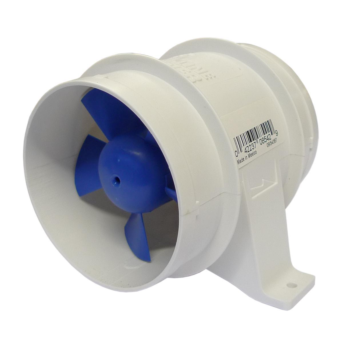 4 Blower Fan : Mm in line blower fan cwp from merlin motorsport