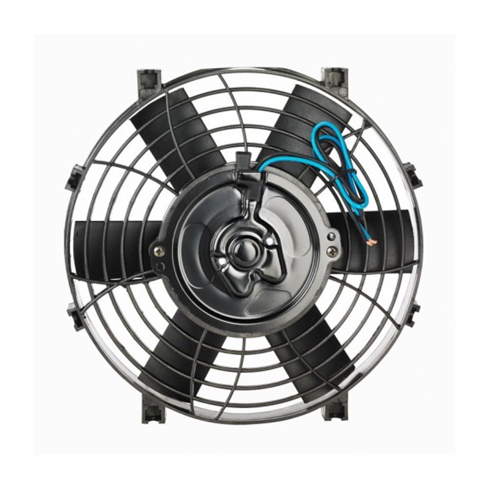 Dc Electric Fan : Davies craig electric radiator fan inch diameter