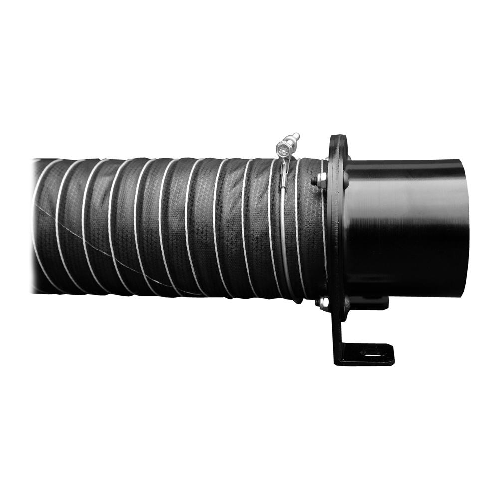 Inline Blower Fan : Revotec in line electric blower fan from merlin motorsport
