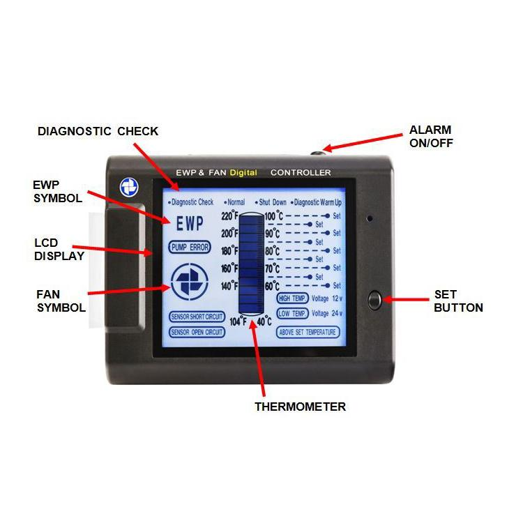 Davies Craig Electric Water Pump Ewp130 Amp Controller From
