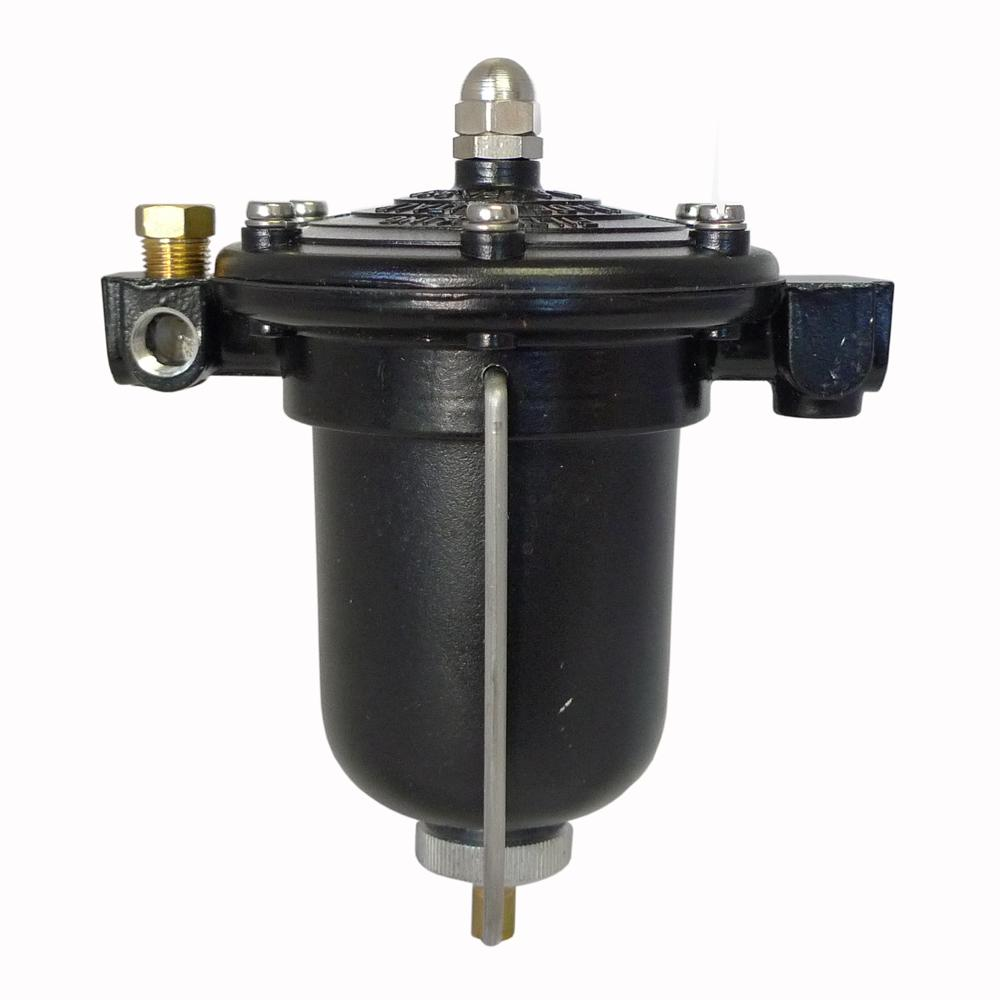 "Malpassi Filter King Regulator Large ""V8"" 85mm Black"