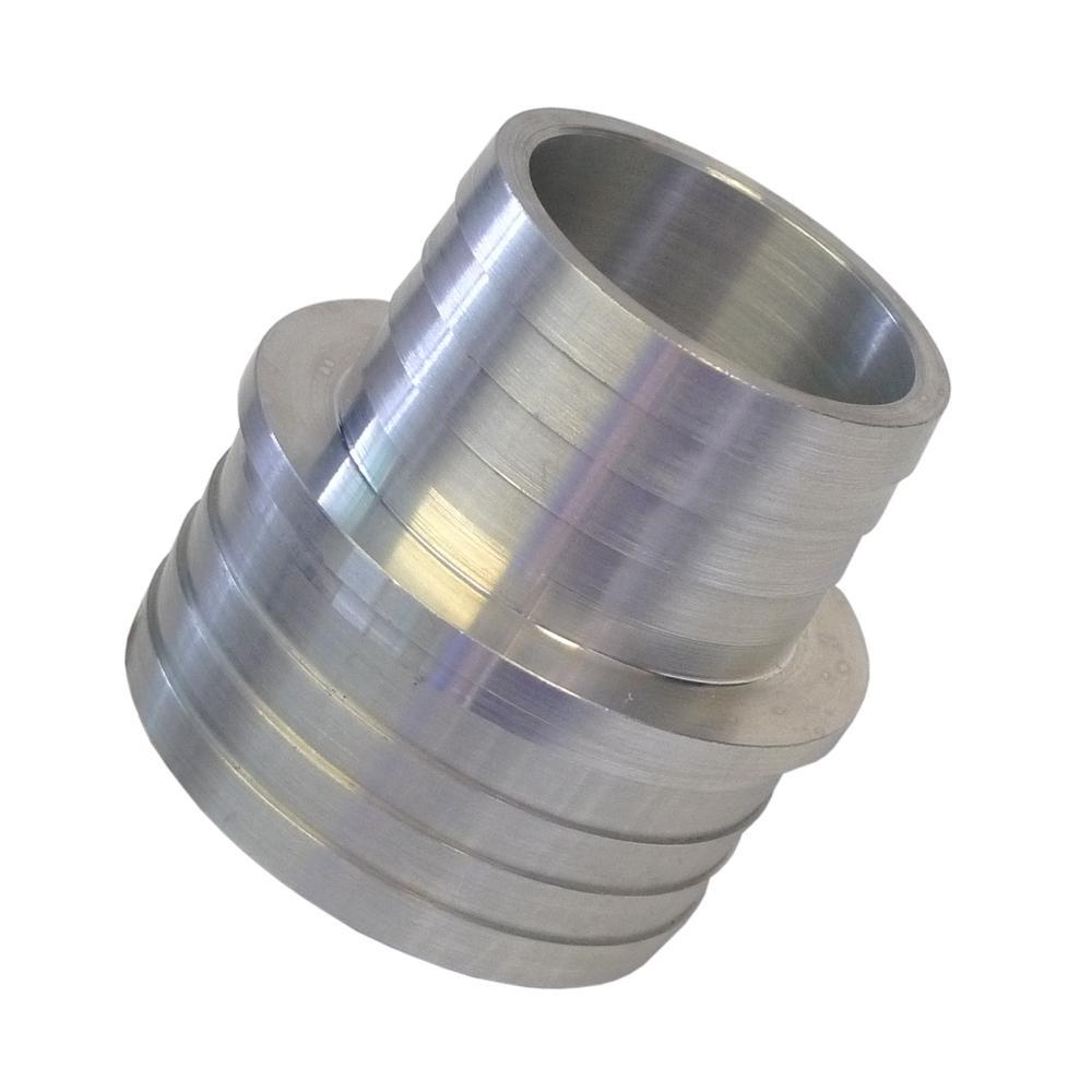 Aluminium hose reducer mm from merlin motorsport