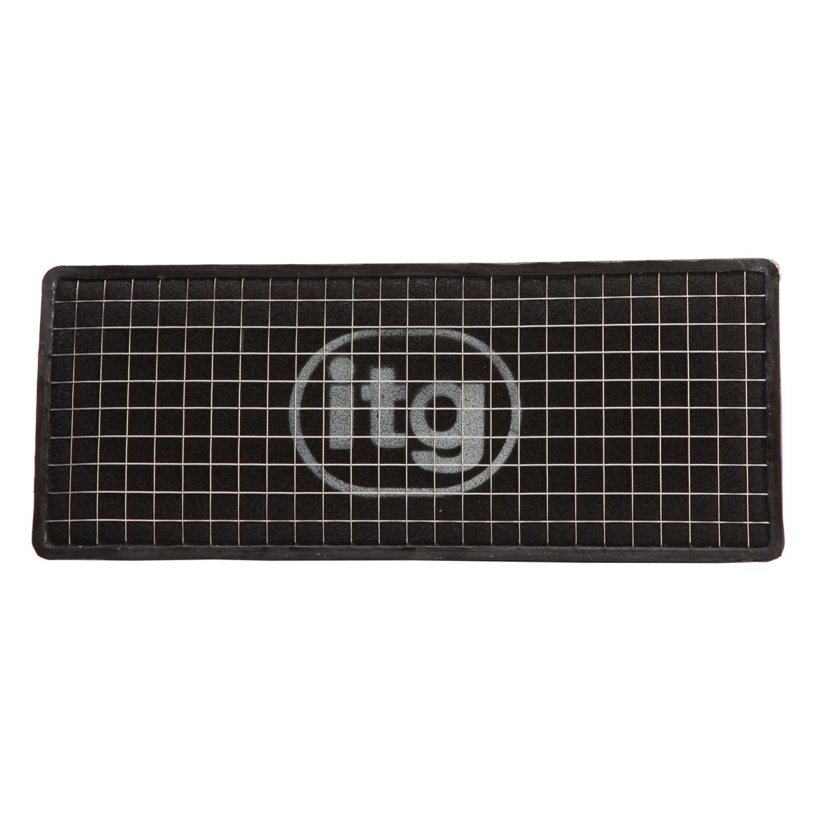 ITG Air Filter For Peugeot 207 1.6 Turbo (09/06>), Turbo Rc (02/07>)