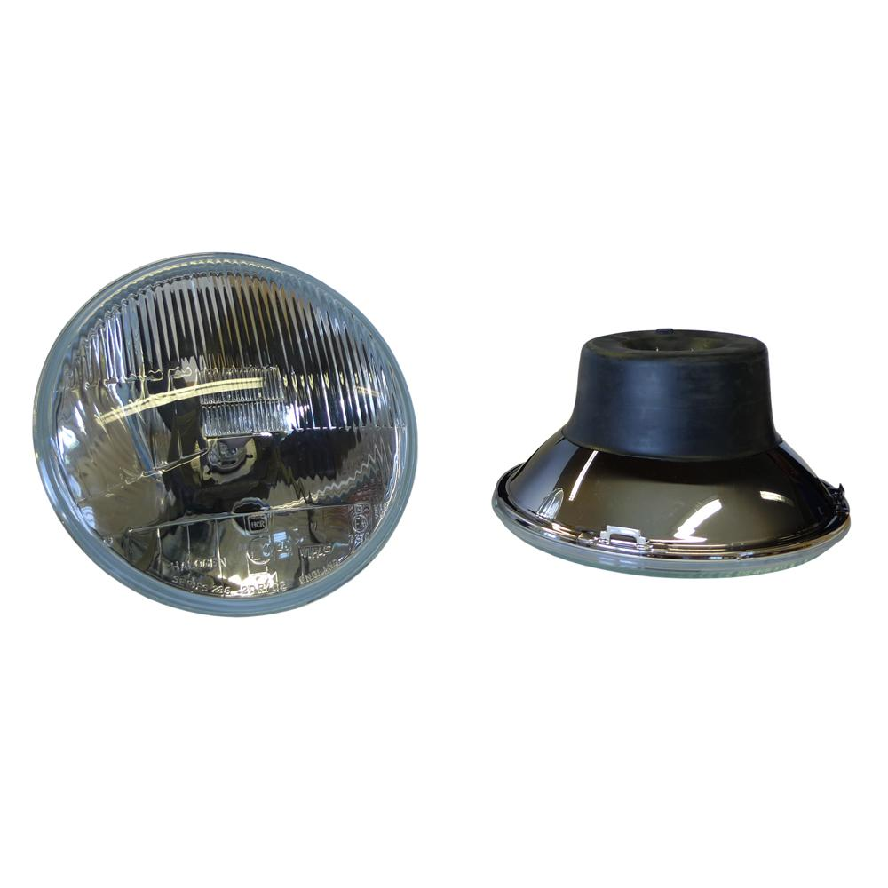 7 Quadoptic Headlamp Set No Sidelights