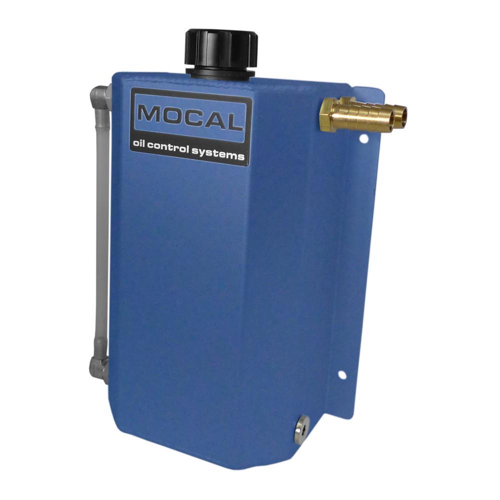 öl Catch Tank : mocal aluminium oil catch tank 2 litre in blue from merlin ~ Jslefanu.com Haus und Dekorationen