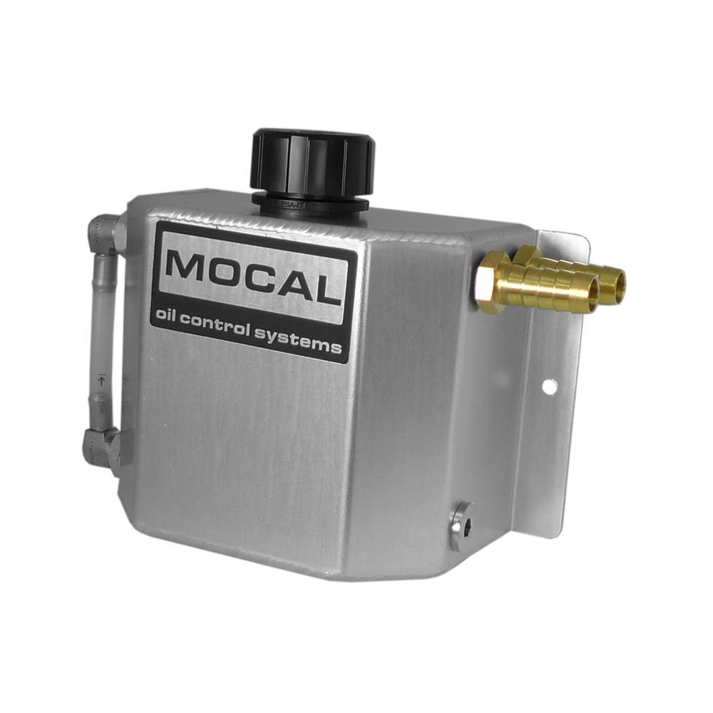 Mocal Aluminium Oil Catch Tank 1 Litre From Merlin Motorsport