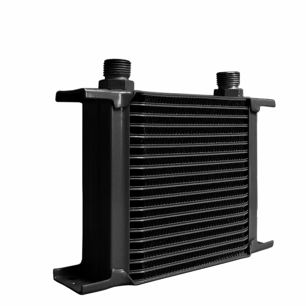 Mocal Oil Cooler : Mocal oil cooler row radiator bsp m
