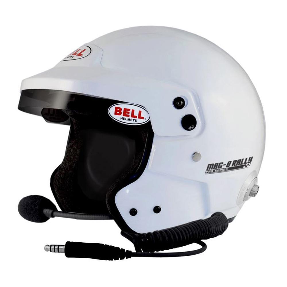 92c64c89f46 Bell MAG-1 Rally Helmet with Intercom from Merlin Motorsport