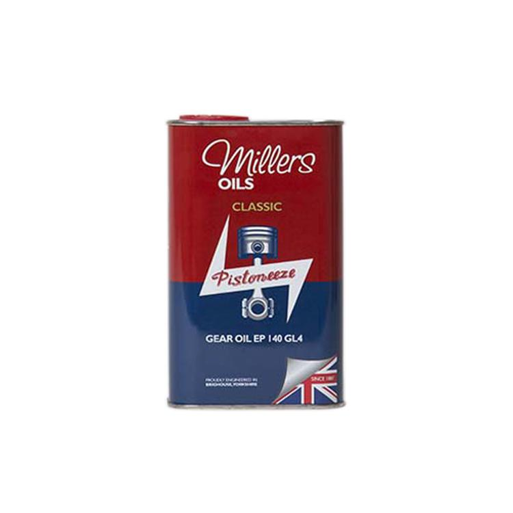Millers Classic Gear Oil EP 140 GL4 (1 Litre)