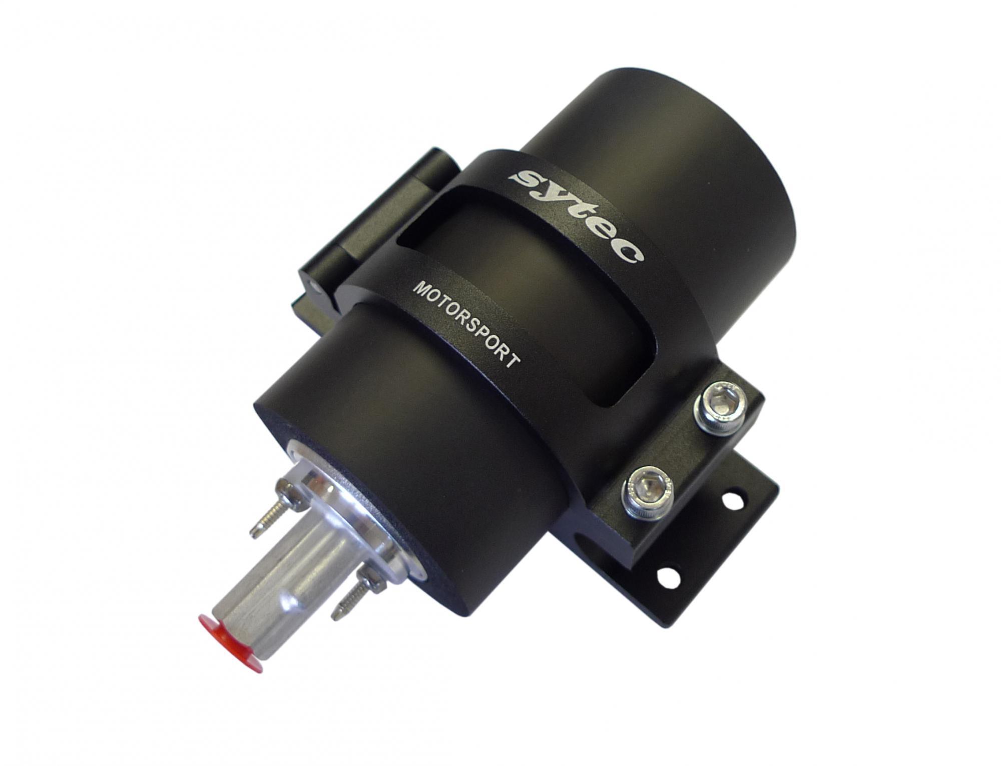 Sytec Motorsport Fuel Pump Filter Bracket From Merlin Aluminium Mounting By