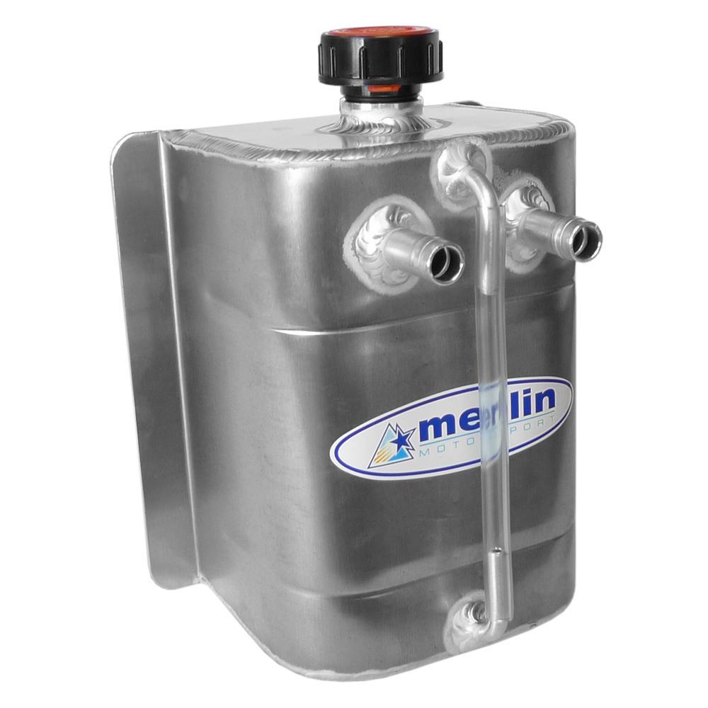 aluminium oil catch tank 2 litre from merlin motorsport. Black Bedroom Furniture Sets. Home Design Ideas