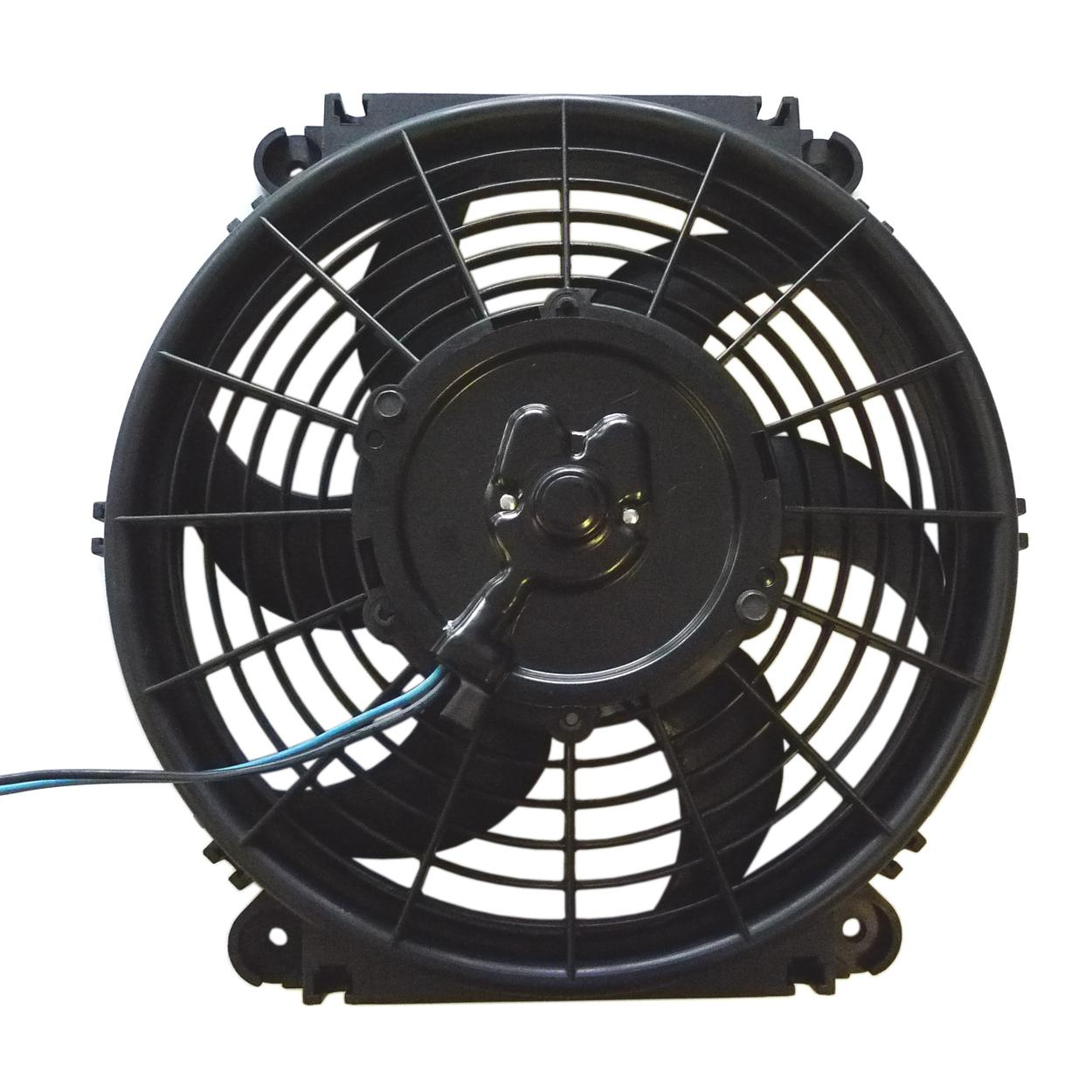 Electric Radiator Cooling Fan 9 Inch Diameter From Merlin