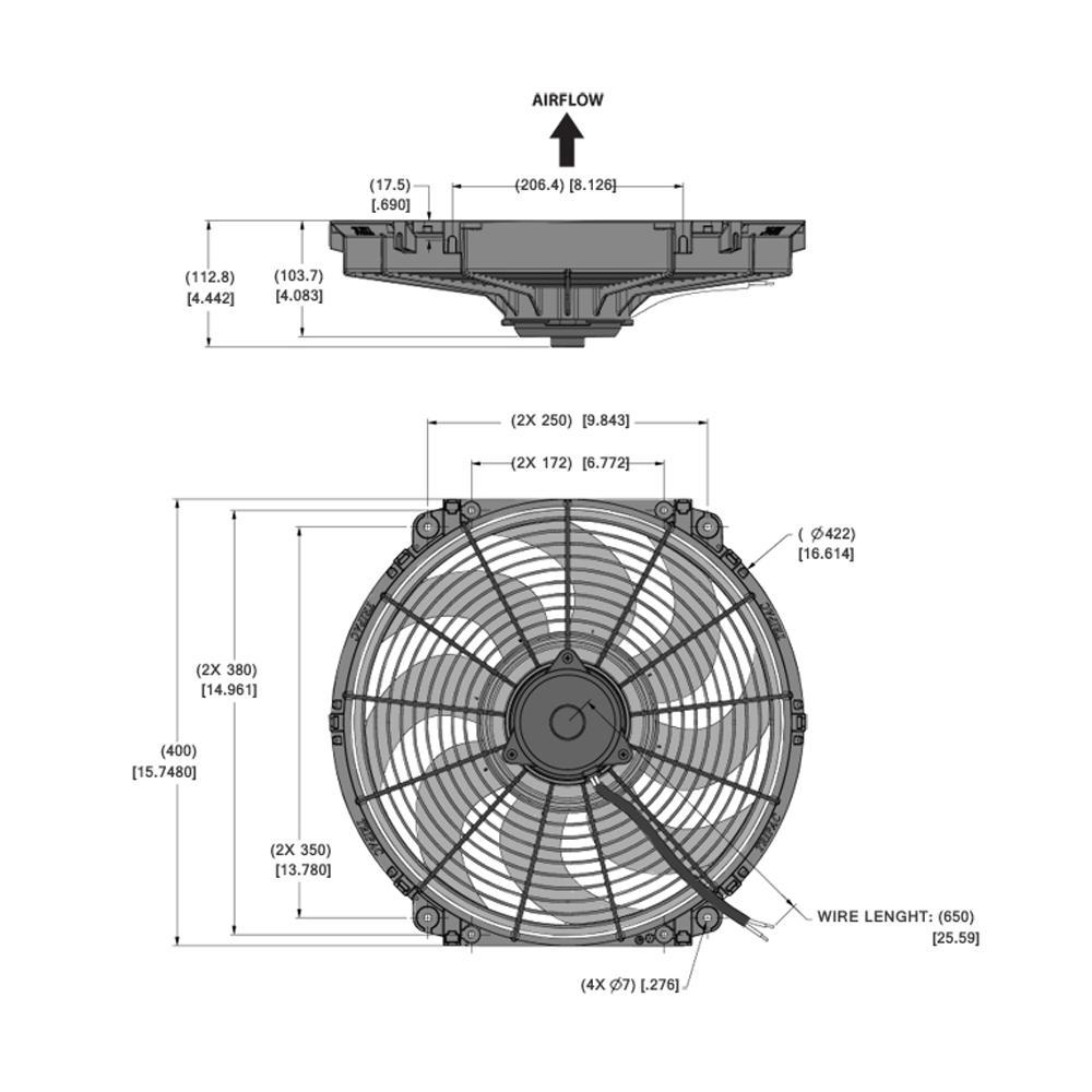 Cooling Fans: Tripac Cooling Fans