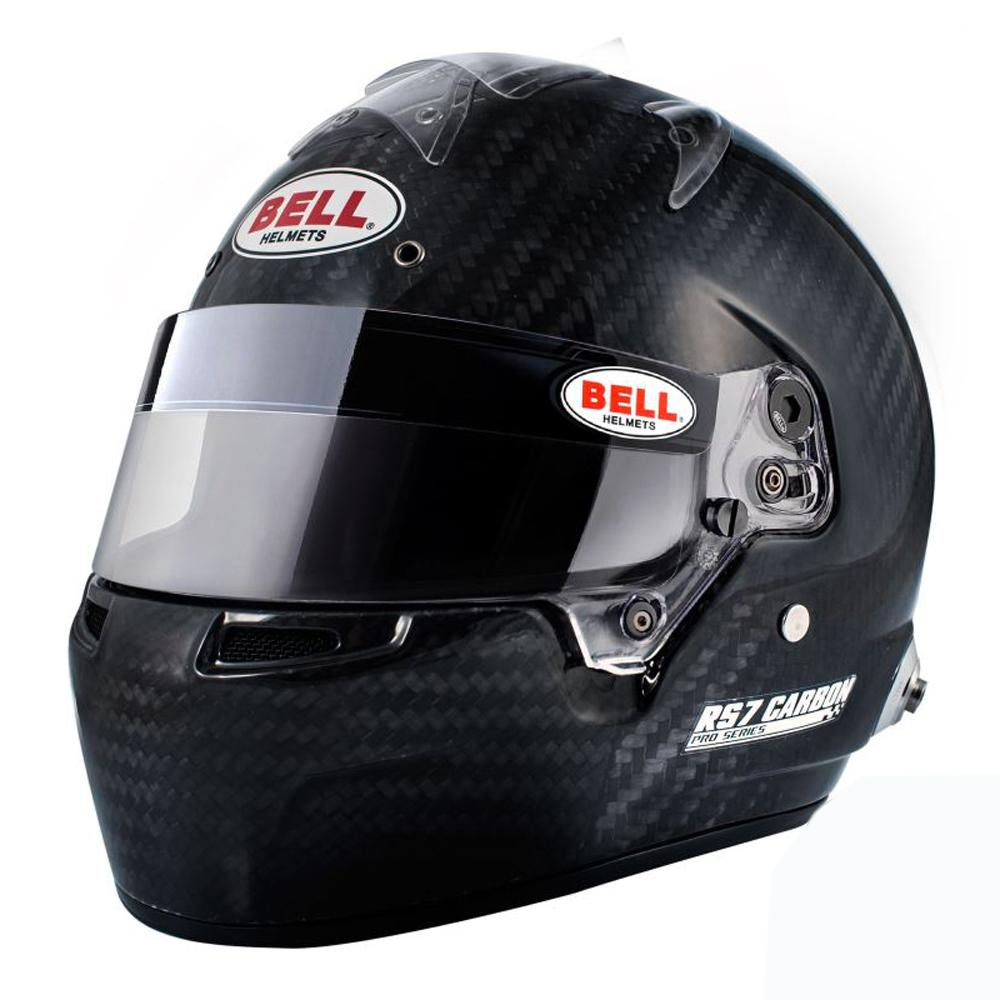 Bell RS7 Carbon Helmet FIA 8859-2015 Approved