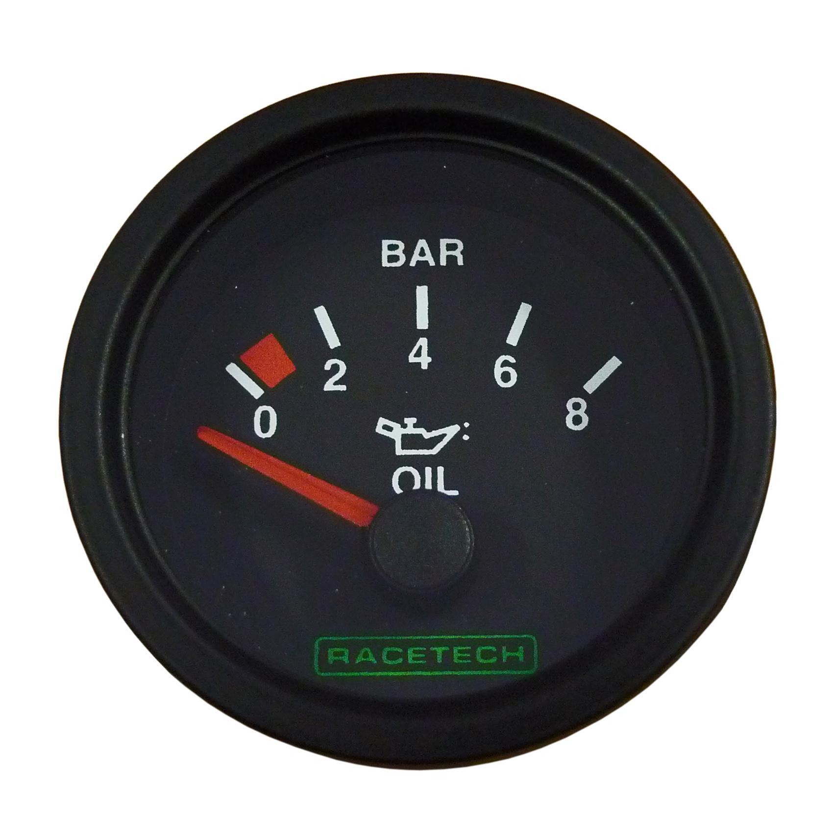 rtecop8 racetech electric oil pressure gauge from merlin motorsport racetech gauges wiring diagram at nearapp.co