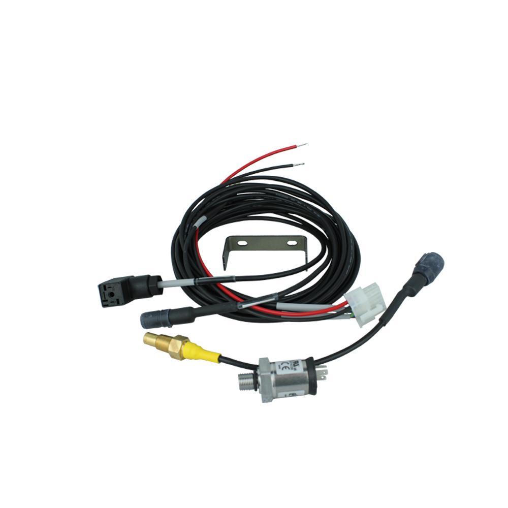 spa fuel pressure  u0026 oil temperature gauge dg212 from merlin motorsport
