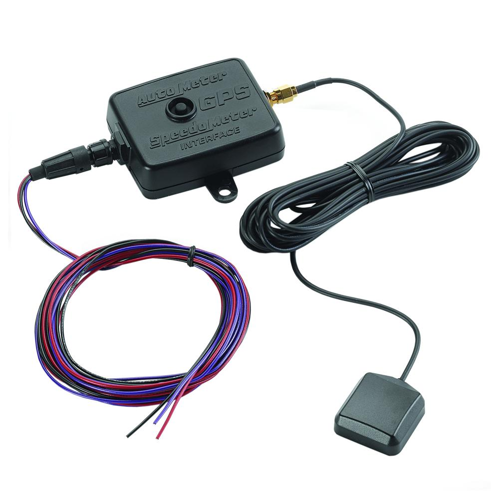 Universal GPS Speedometer Interface Module for ST3800 Speedos ...