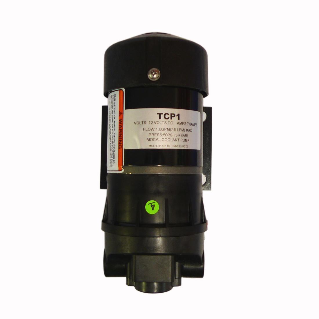 Mocal Electric Oil Pump From Merlin Motorsport