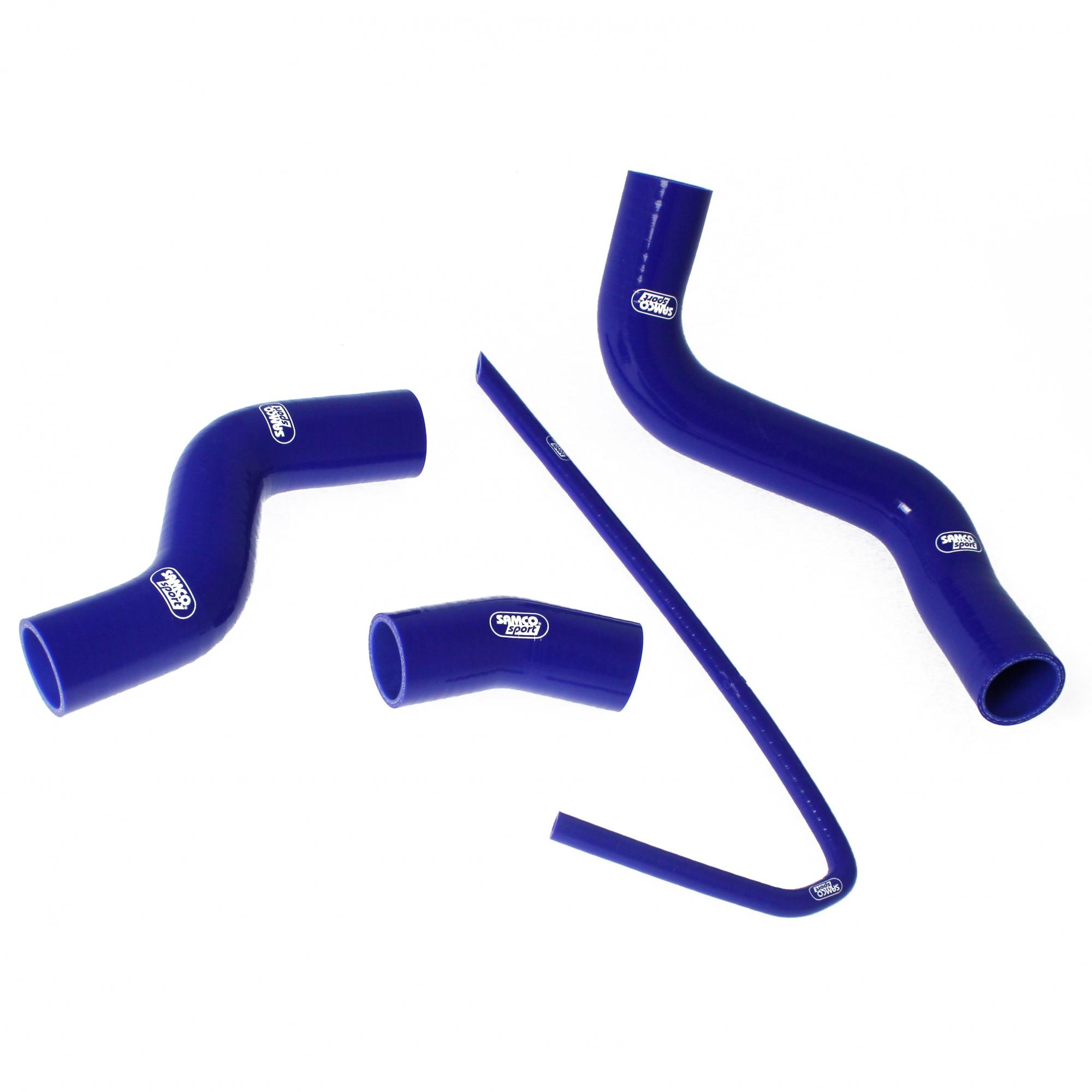 Samco Hose Kit - Brz 2012 Onwards Coolant Hoses (4)
