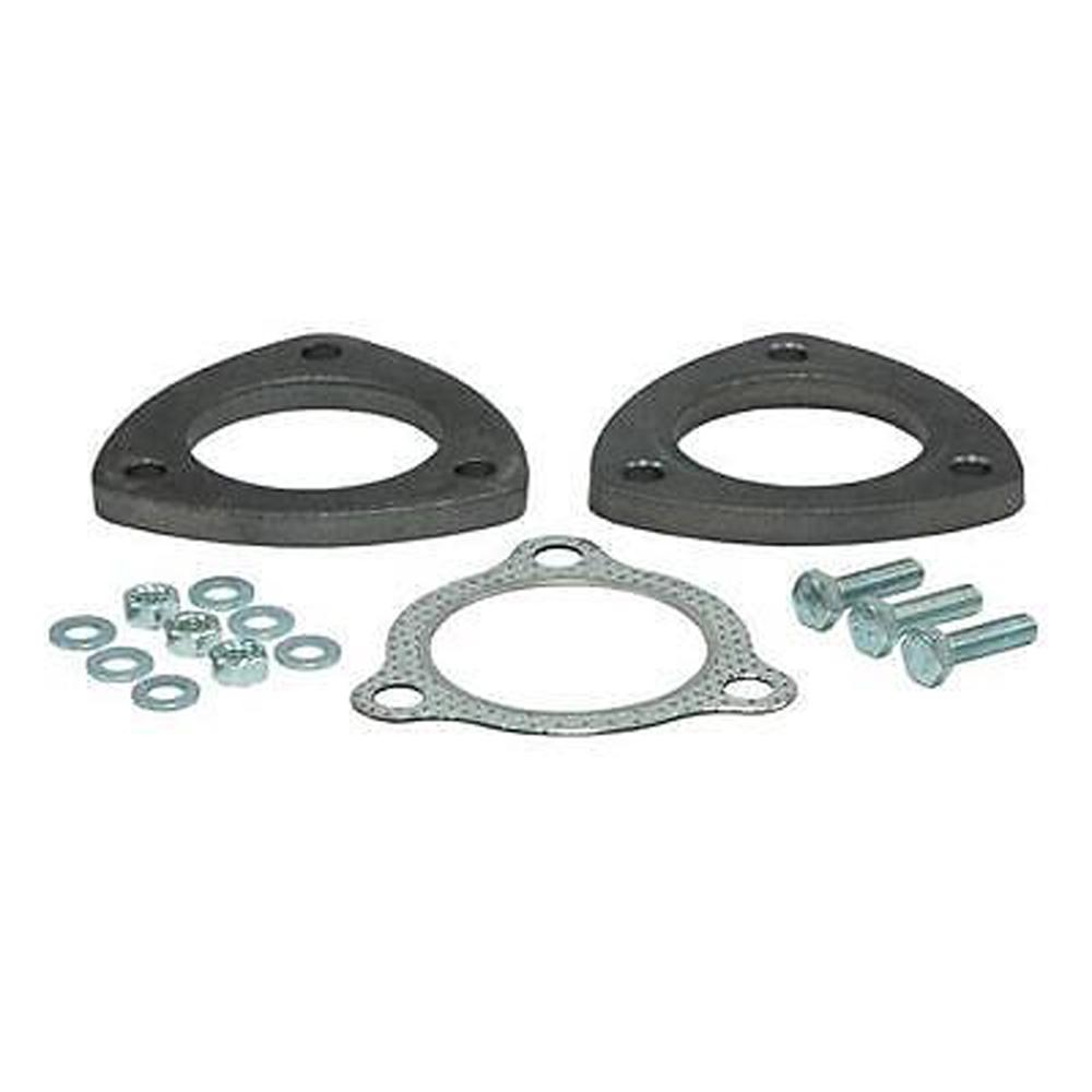 Jetex Exhaust Flange (pair) for 63mm O.D. Exhaust Pipe