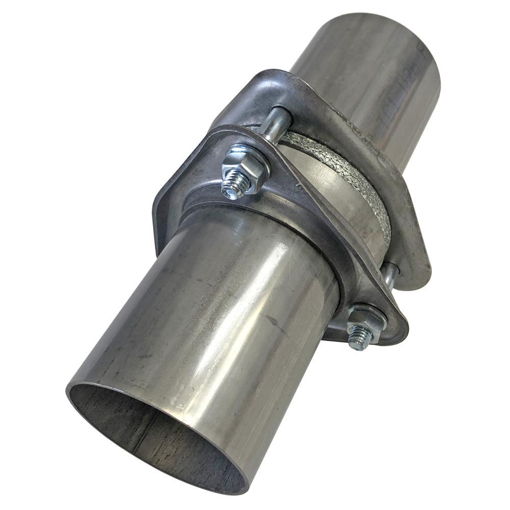 jetex 2 5 inch 3 bolt flange assembly