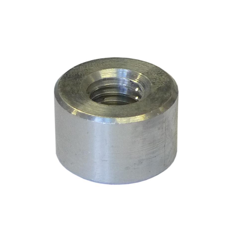 M round alloy weld on female boss from merlin motorsport