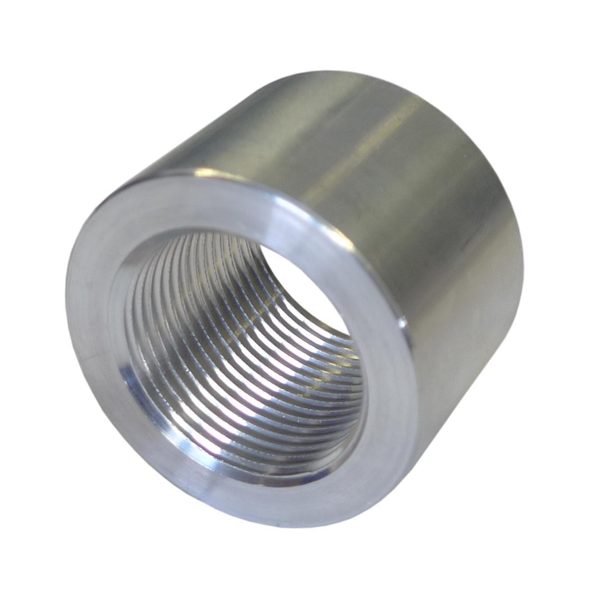 Jic inch unf round female boss weld on