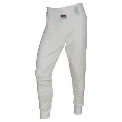 P1 Racewear Nomex Long Johns in White