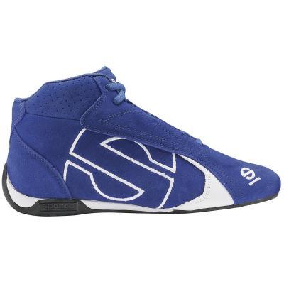 Sparco Racing K-run Karting Shoes Sparco K-run Kart Boots Blue