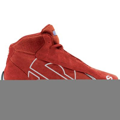 Sparco Racing K-run Karting Shoes Sparco K-run Kart Boots Red