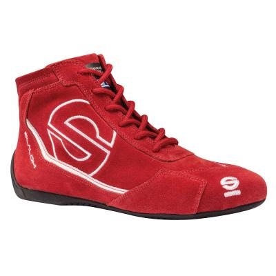 Sparco Slalom RB-3 Race Boots Red