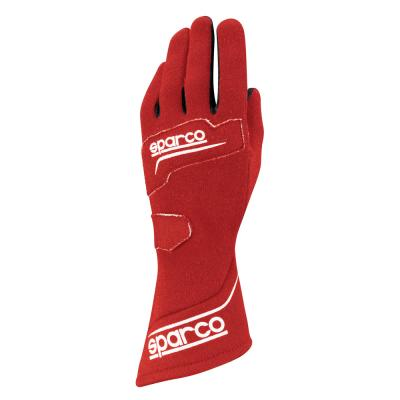 Sparco Rocket RG-4 Nomex Race Gloves Red