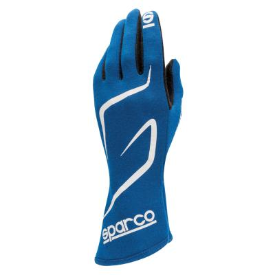 Sparco Land RG-3.1 Nomex Race Gloves in Blue