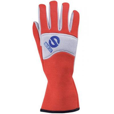 Sparco Wave Gloves Red