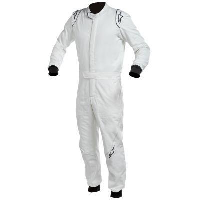 Alpinestars SP Race Suit in White from Merlin Motorsport.