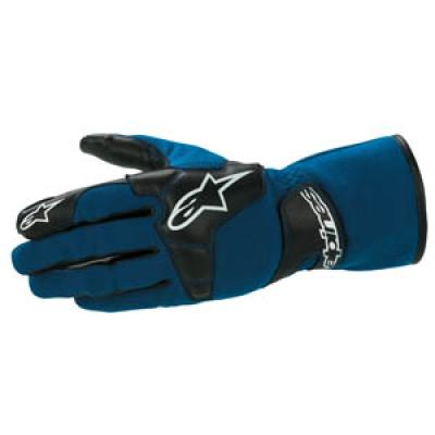 Alpinestars Tech 1-T Race Gloves Blue