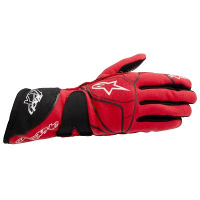Alpinestars Tech 1-KX Kart Gloves Red