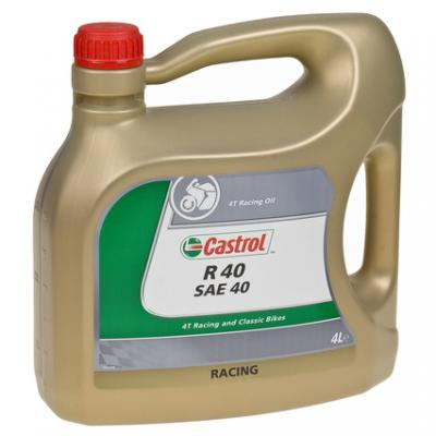 Castrol R40 Engine Oil (4 Litres)